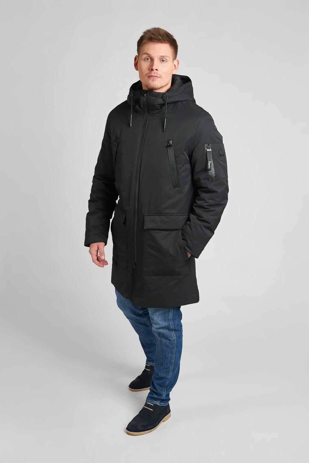 парка куртка ткань